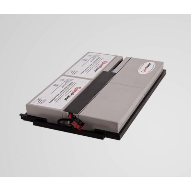 CYBERPOWER RBP0027  Battery Replacement Cartridge for PR750ELCDRT1U, PR1000ELCDRT1U