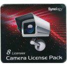 Synology Camera License (8 Surveillance Cameras)